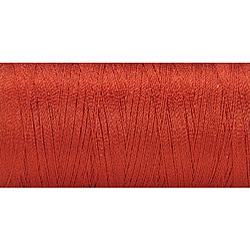Melrose 'Brick' Machine Embroidery Thread