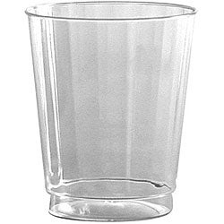 Clear Plastic Tumblers (Case of 240)