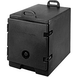 Cambro Black Front-loading Camcarrier