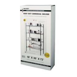 Gessner 72-inch Shelf Kit