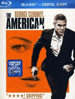 The American (Blu-ray Disc)