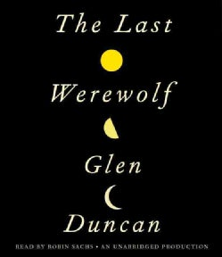 The Last Werewolf (CD-Audio)