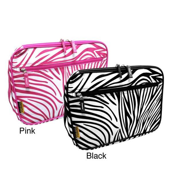 Olympia 12-inch Zebra Netbook Sleeve