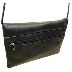Castello Romano Slim Leather Traveling Pouch