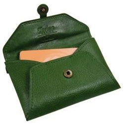 Castello Torino Leather Credit Card Holder