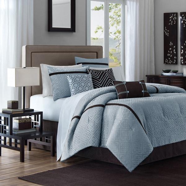 Madison Park Highgate 7-piece Comforter Set