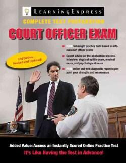 Court Officer Exam (Paperback)