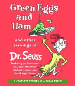 Green Eggs and Ham and Other Servings of Dr. Seuss (CD-Audio)
