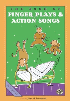 The Book of Fingerplays & Action Songs: Let's Pretend (Paperback)