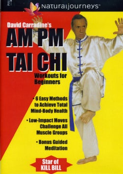 Am & PM Tai Chi Workout for Beginners (DVD)