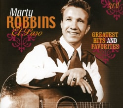 Marty Robbins - El Paso- Greatest Hits & Favorites