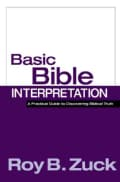 Basic Bible Interpretation (Hardcover)