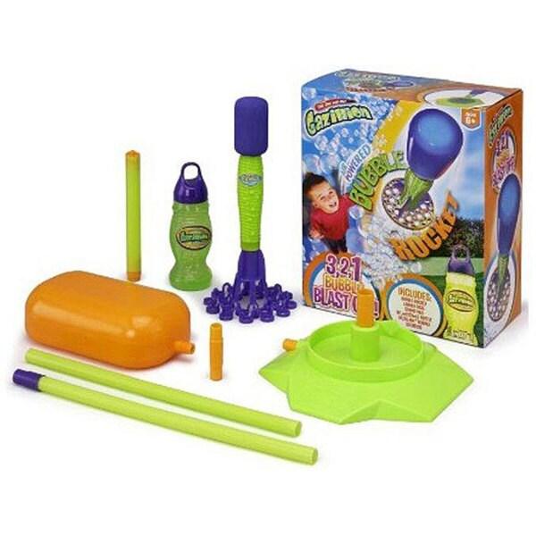 Funrise Gazillion Bubble Rocket Toy