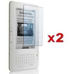 Insten Screen Protector for Amazon Kindle 2 (Pack of 2)