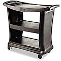 Rubbermaid 3-shelf Cart