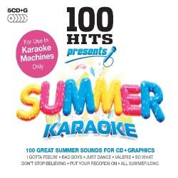 100 HITS - SUMMER KARAOKE