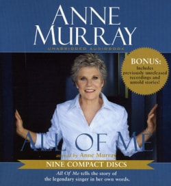 ANNE MURRAY - ALL OF ME (AUDIOBOOK)