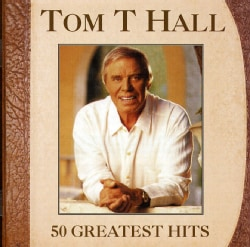 TOM T. HALL - 50 GREATEST HITS