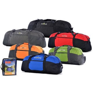 Olympia Sports Plus 30-inch Polyester Sports Duffel