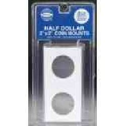 Half Dollar Mylar Coin Holder 35 Count (Paperback)