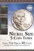 Nickel Coin Tube 5 Count Box (Hardcover)