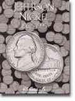 Jefferson Nickel 1962-1995 Coin Folder (Hardcover)