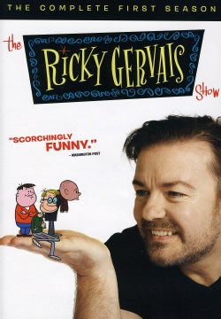 The Ricky Gervais Show: The Complete First Season (DVD)