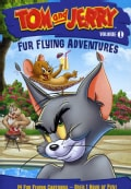 Tom and Jerry: Fur Flying Adventures (DVD)