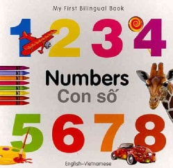 Numbers / Con So (Board book)