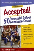 Accepted!: 50 Successful College Admission Essays (Paperback)