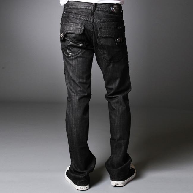 Laguna Beach Jean Company Men's 'Monarch Bay' Straight Leg Denim