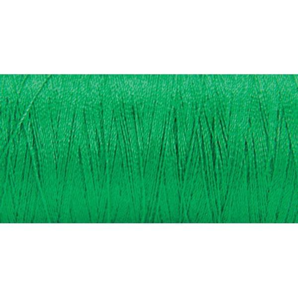 Green 600-yard Embroidery Thread
