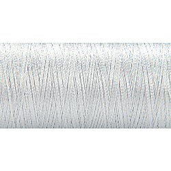 Silver 600-yard Embroidery Thread