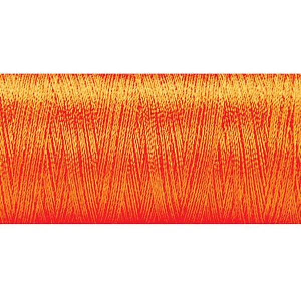 Orange 600-yard Embroidery Thread