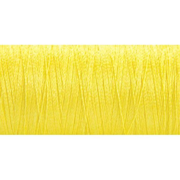 Lemon 600-yard Embroidery Thread