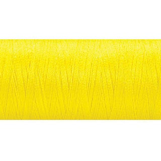 Bright Yellow 600-yard Embroidery Thread