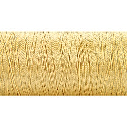 Rich Gold 600-yard Embroidery Thread
