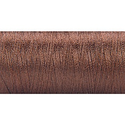 Medium Brown 600-yard Embroidery Thread