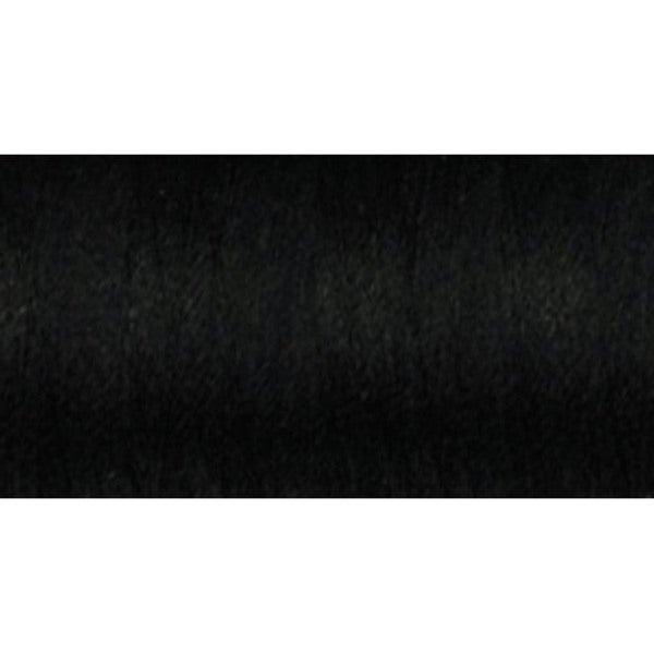 Black 600-yard Embroidery Thread