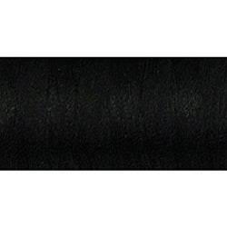 Black 600-yard Embroidery Thread