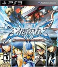 PS3 - Blazblue Continuum Shift (Pre-Played)