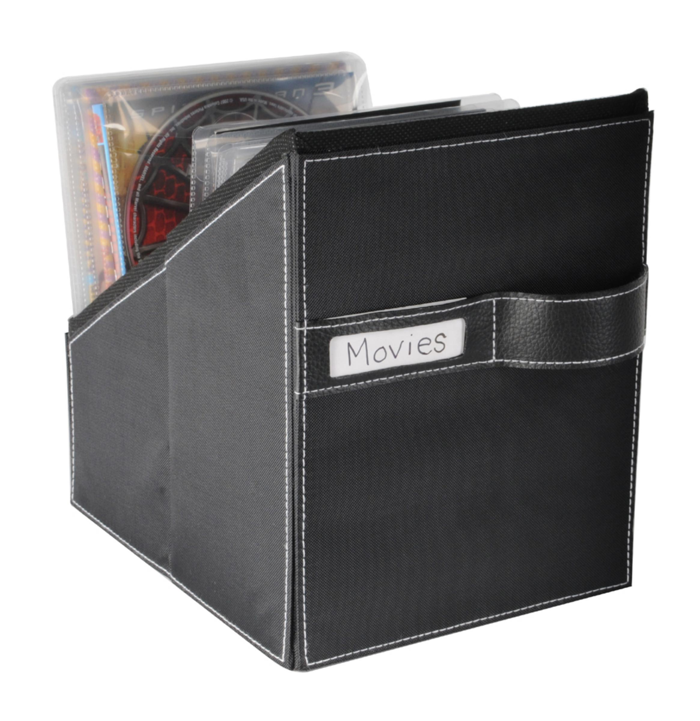 DarLiving Media Living 36- sleeve CD/ DVD Bins (Pack of 6)