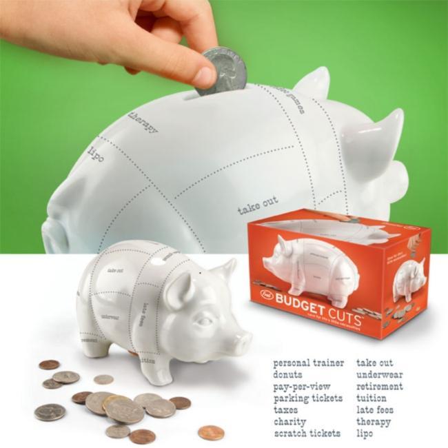 Budget Cuts Bank