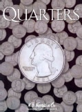 Whitman Quarter Coin Folder (Hardcover)