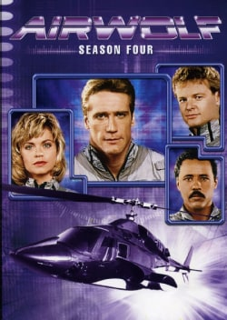 Airwolf: Season Four (DVD)