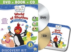 Baby Einstein: World Of Rhythm Discovery Kit (DVD)