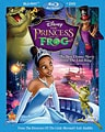 The Princess and the Frog (Blu-ray/DVD)