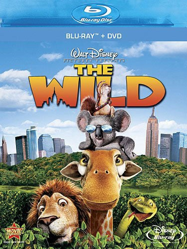 The Wild (Blu-ray/DVD)