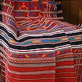 'Festive India' Cotton Throw (India)