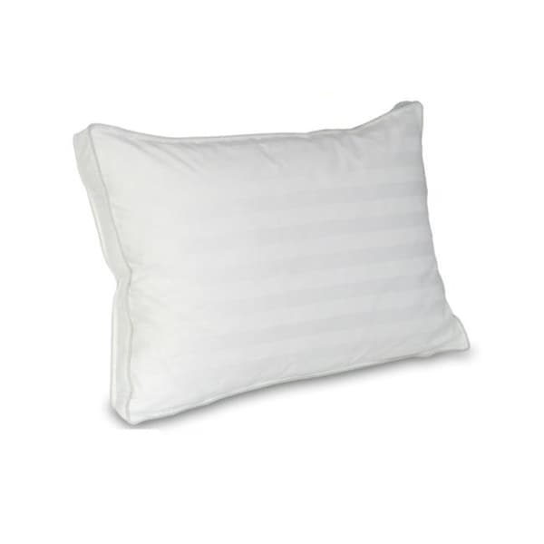Nature's Rest All Natural Latex/ Feather/ Down Dual Comfort Pillow